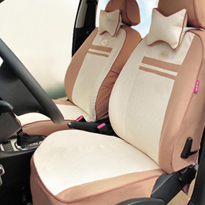 艺芙蓉专车订制汽车座套 朗逸1.6海量实车装拍 送头枕