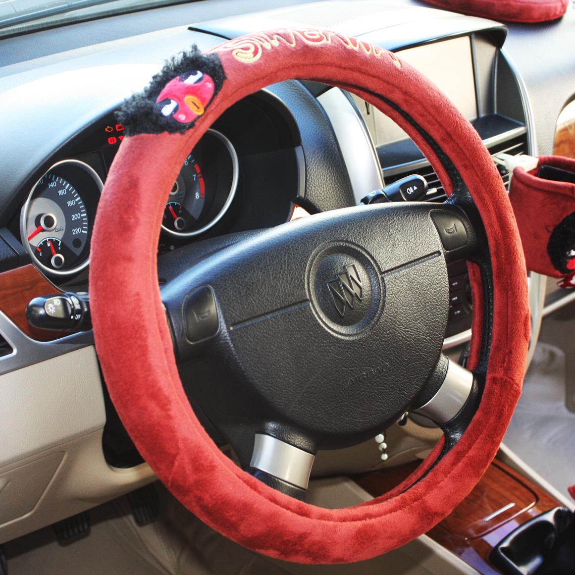 超级可爱的车内装饰