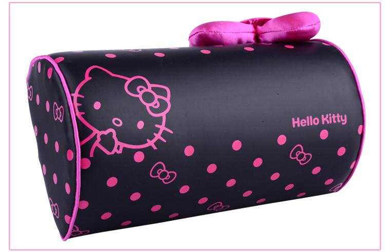 正版hello kitty 可爱卡通汽车护颈枕 车用护颈枕 单个装 kt427
