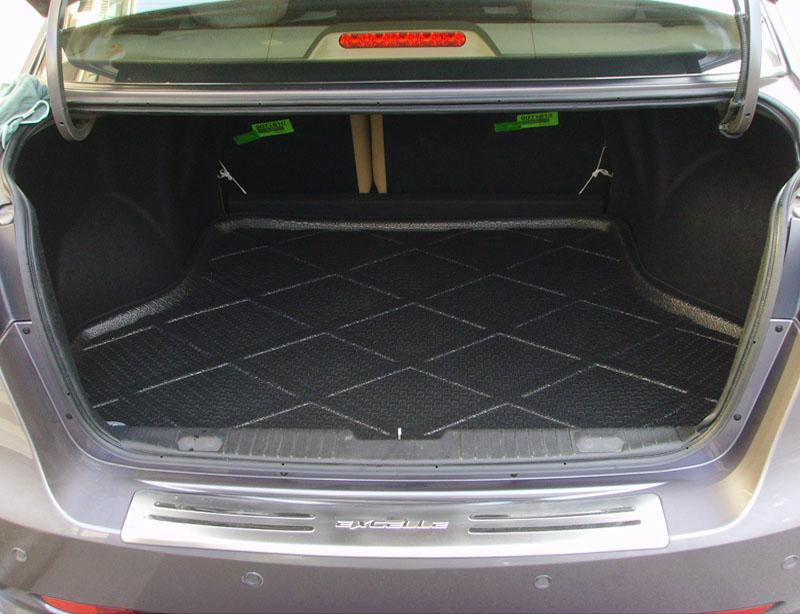 路路通 3d立体后备箱垫 尾箱垫 福特车系致胜 福克斯