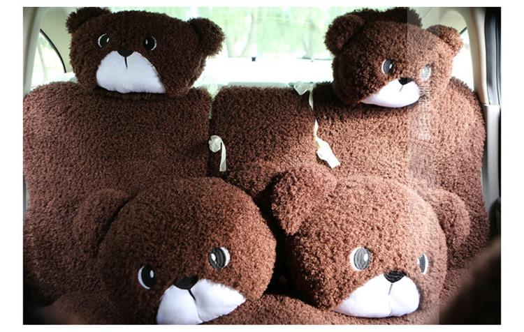 带熊熊的可爱图片